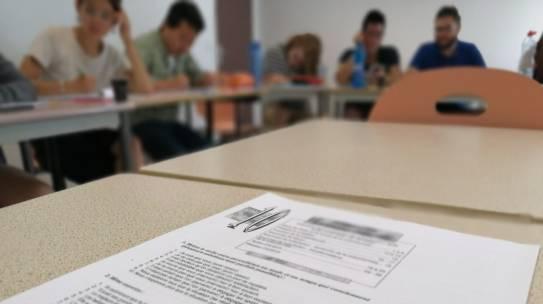 DU FLE: access to university studies in France